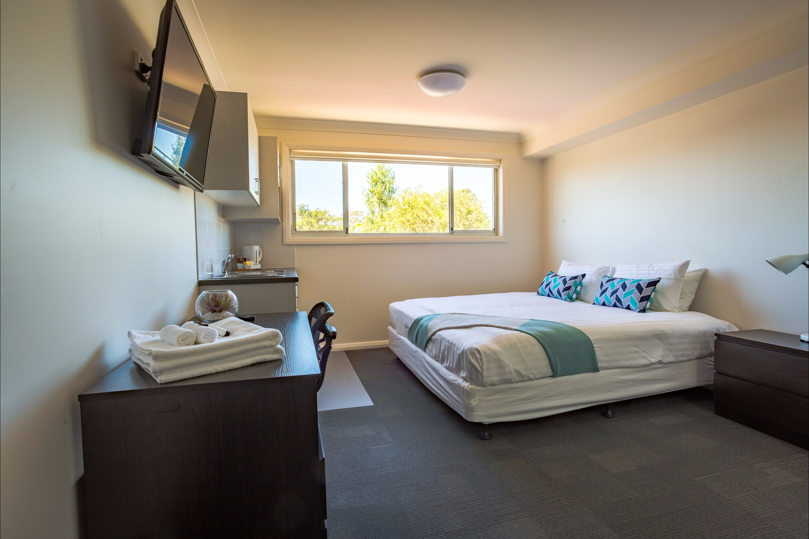Aspire Mayfield - Accommodation in Brisbane