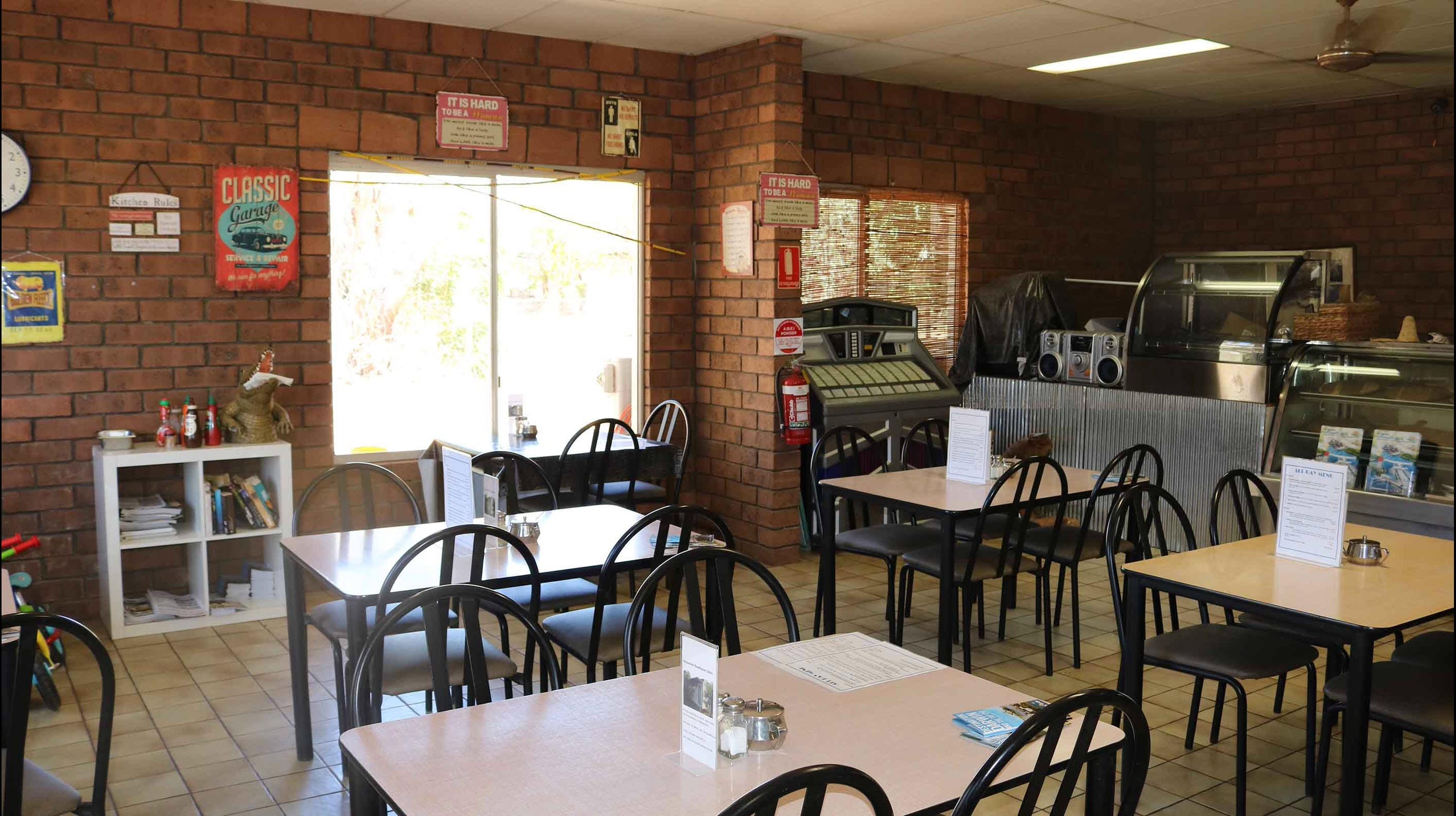 Mataranka Roadhouse and Cabins - Accommodation in Brisbane