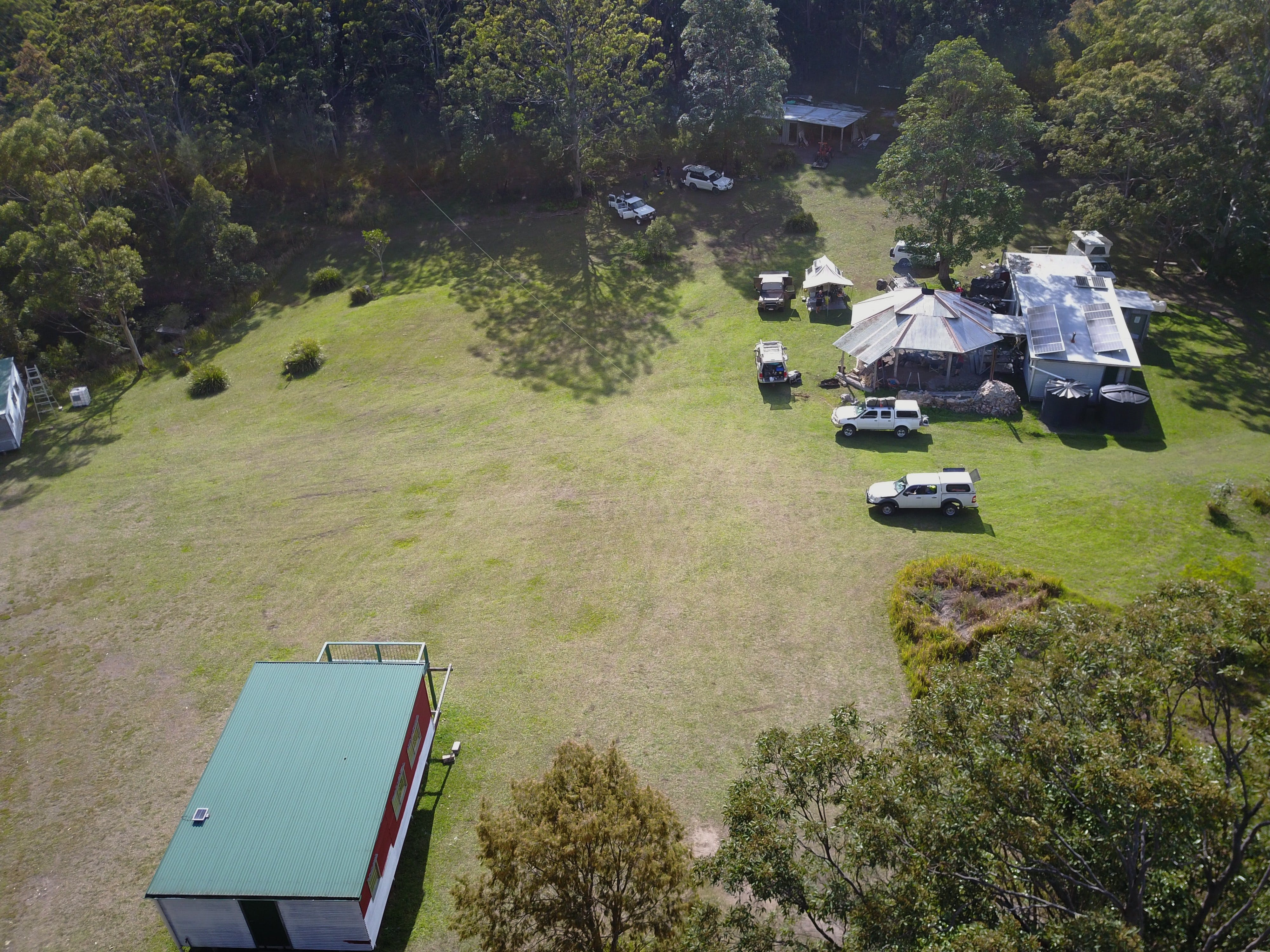 Mt Barney Wilderness Camping - Accommodation in Brisbane