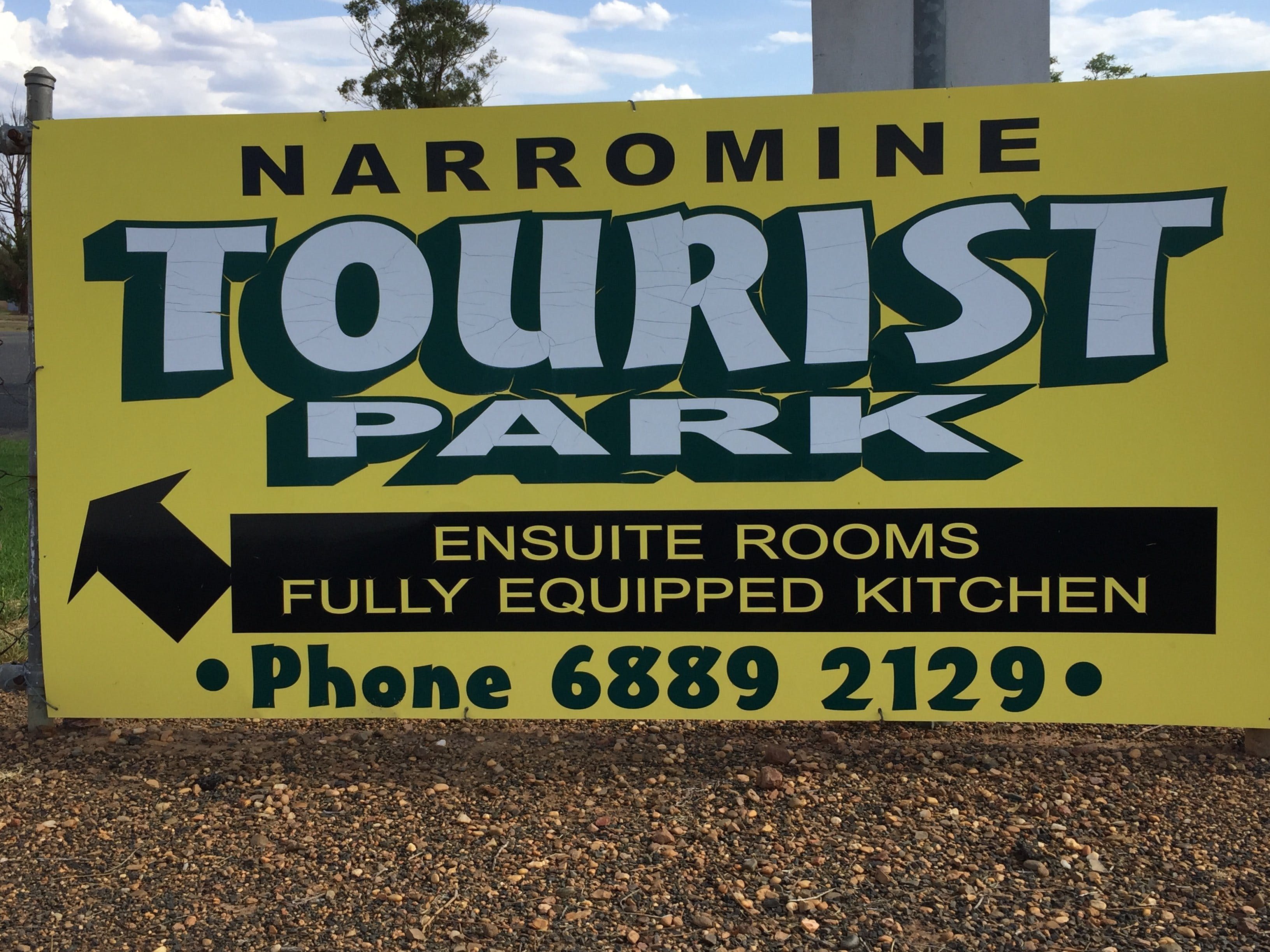 Narromine Tourist Park and Motel - Accommodation in Brisbane
