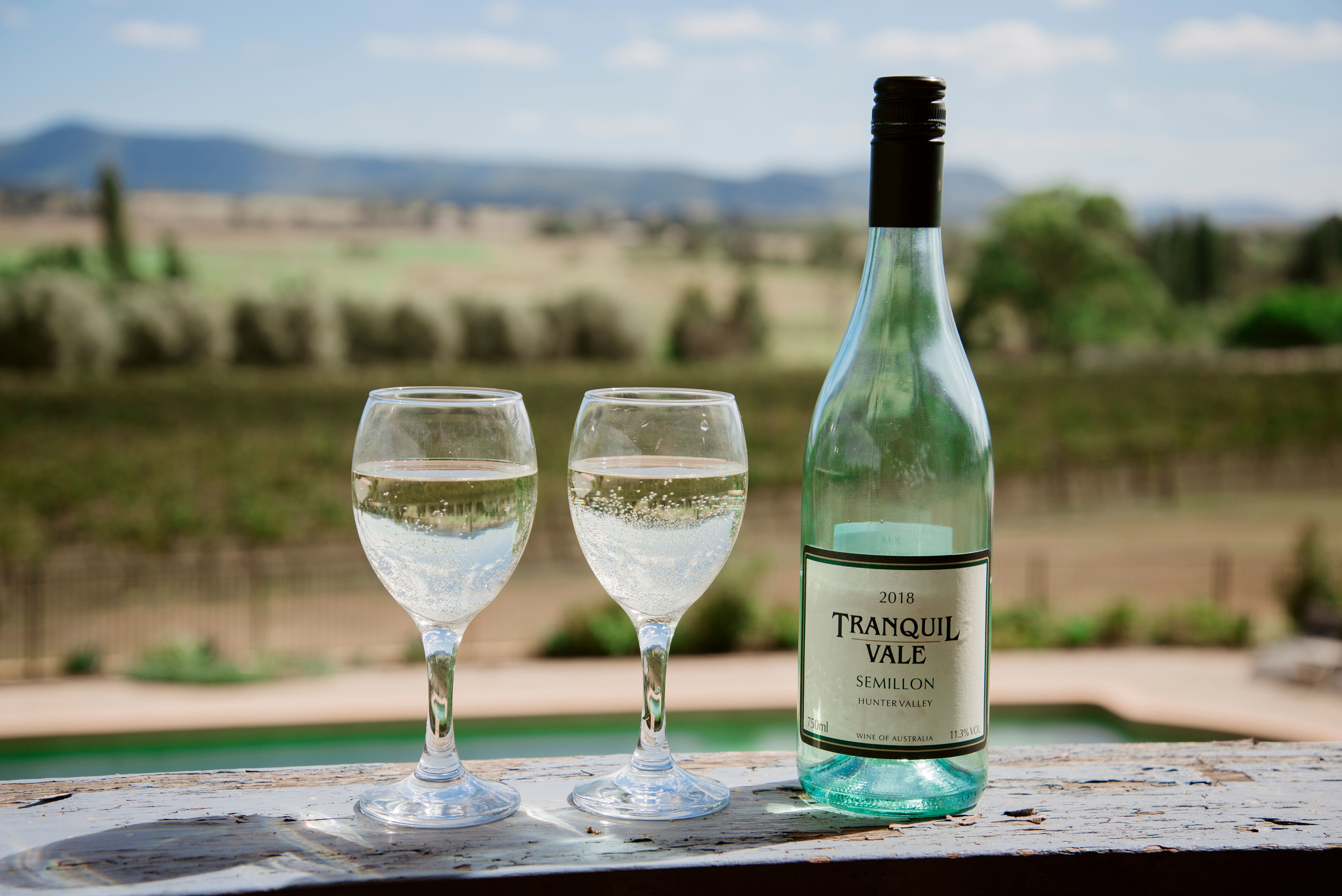 Tranquil Vale Vineyard - Accommodation in Brisbane