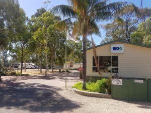 Big4 Blanchetown Riverside Holiday Park - Accommodation in Brisbane