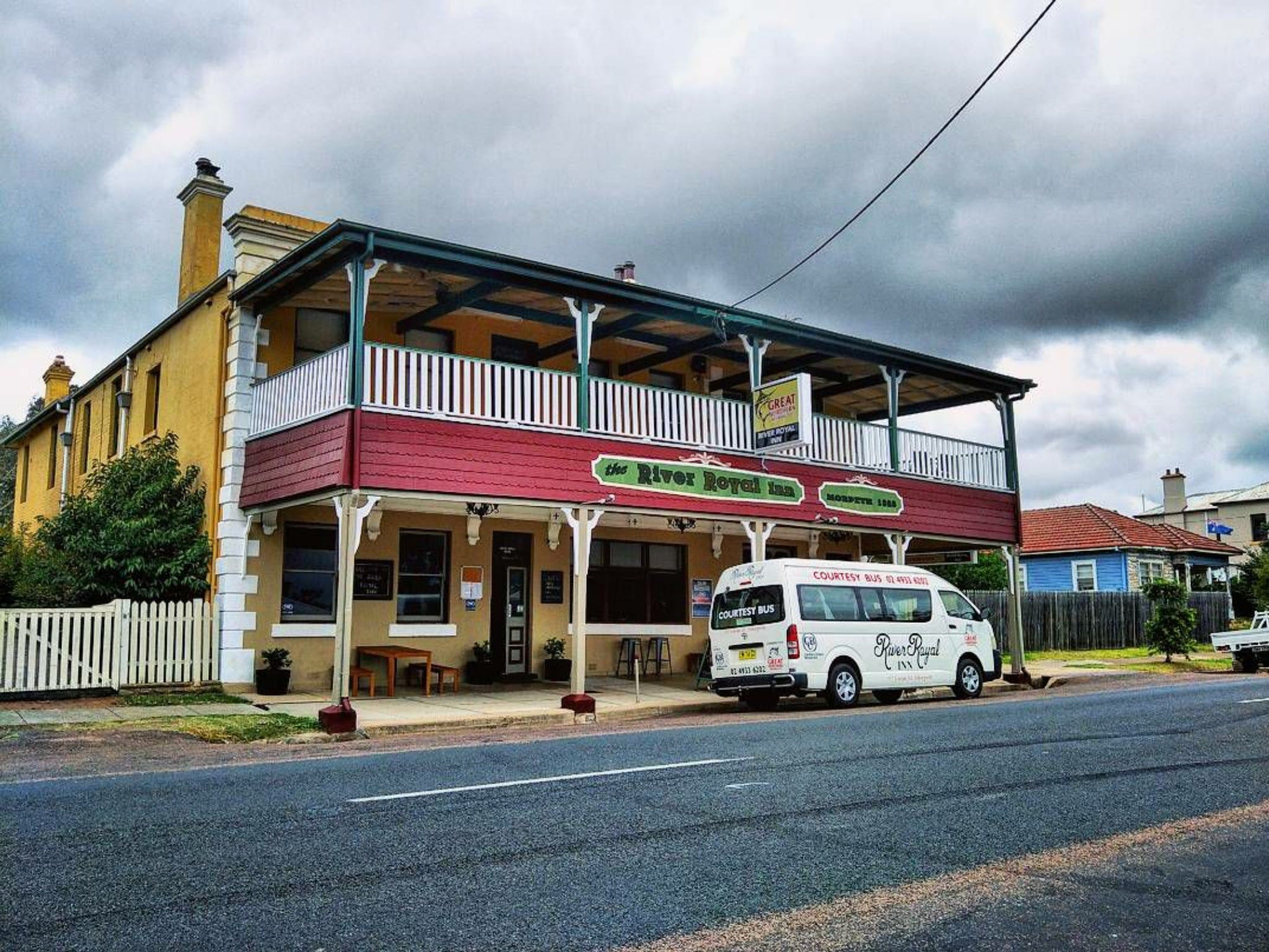 River Royal Inn - Accommodation in Brisbane