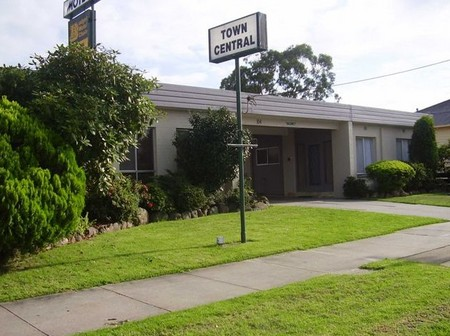 Bairnsdale Town Central Motel - Accommodation in Brisbane