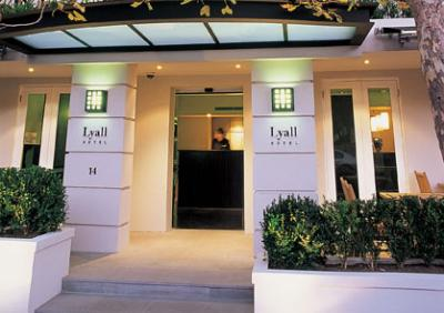 The Lyall Hotel And Spa - Accommodation in Brisbane