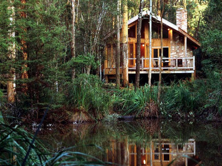 Woodlands Rainforest Retreat - Accommodation in Brisbane