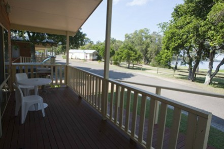 Canton Beach Holiday Park - Accommodation in Brisbane