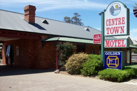 Centretown Motel Nagambie - Accommodation in Brisbane