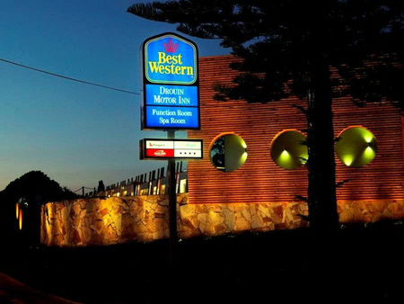 Best Western Drouin Motor Inn - Accommodation in Brisbane