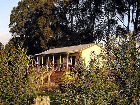 Birchwood Retreat Country Cottages - Accommodation in Brisbane