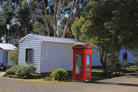 Shady Acres Caravan Park Ballarat - Accommodation in Brisbane