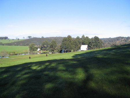 Lucieville Farm Chalets - Accommodation in Brisbane