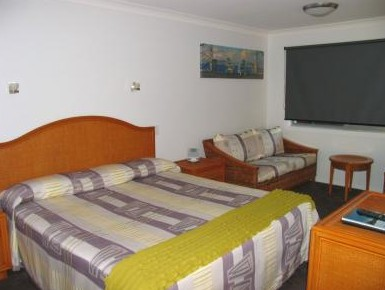 Next Yamba Norfolk Motel - Accommodation in Brisbane