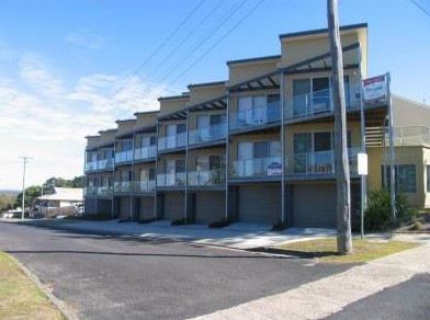 Seaspray Apartments - Accommodation in Brisbane