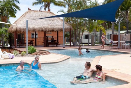 Blue Dolphin Resort  Holiday Park - Accommodation in Brisbane