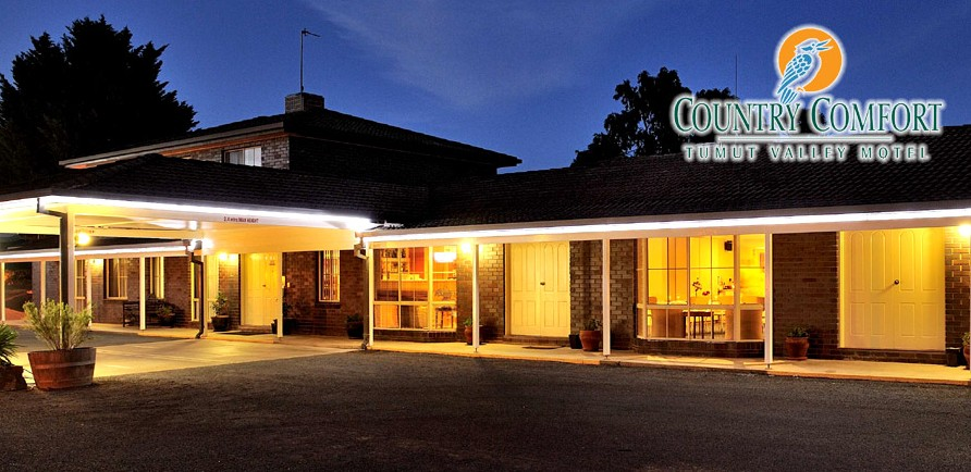Country Comfort Tumut Valley Motel - Accommodation in Brisbane