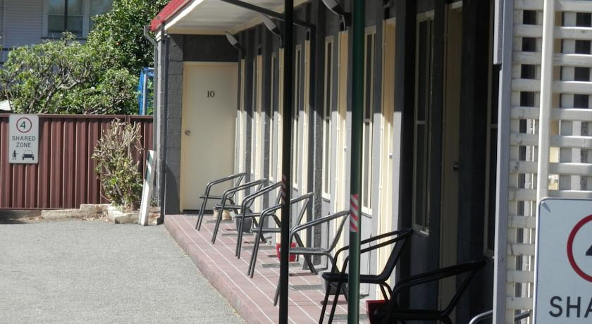 Benjamin Singleton Motel - Accommodation in Brisbane