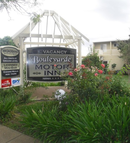 Boulevarde Motor Inn - Accommodation in Brisbane