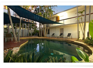 Casa On Gregory - Accommodation in Brisbane