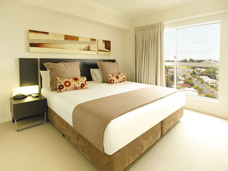 Oaks Aspire Apartments - Accommodation in Brisbane