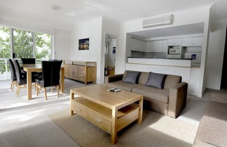 Bridgewater Terraces - Accommodation in Brisbane