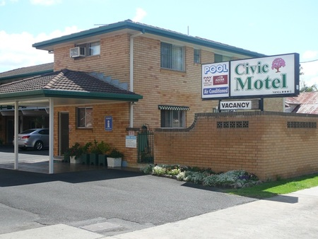 Civic Motel Grafton - Accommodation in Brisbane