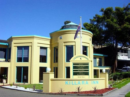 Killara Inn Hotel  Conference Centre - Accommodation in Brisbane