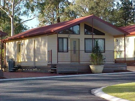 Sydney Getaway Holiday Park  Avina Van Village - Accommodation in Brisbane