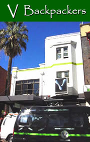V Backpackers - Accommodation in Brisbane