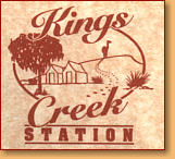 Kings Creek Station - Accommodation in Brisbane