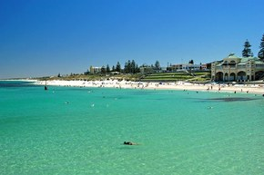 Cottesloe Beach - Accommodation in Brisbane