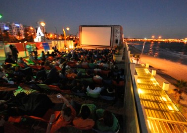 Openair Cinemas - Accommodation in Brisbane