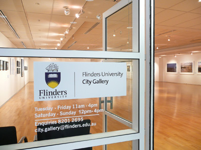 Flinders University City Gallery