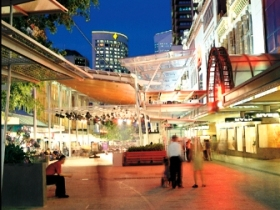 Queen Street Mall - Accommodation in Brisbane