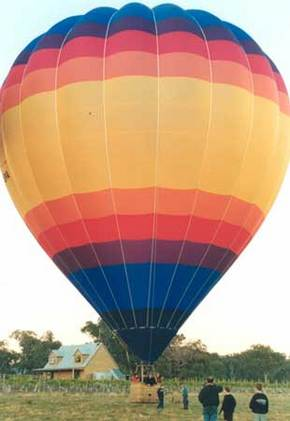 Balloon Flights of Bendigo - Accommodation in Brisbane