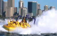 Jetboating Sydney - Accommodation in Brisbane