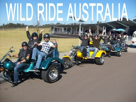 A Wild Ride - Accommodation in Brisbane