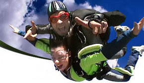 Adelaide Tandem Skydiving - Accommodation in Brisbane