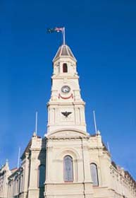 Fremantle Town Hall - Accommodation in Brisbane
