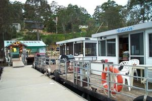 Clyde River Houseboats - Accommodation in Brisbane