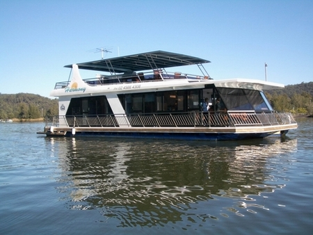 Able Hawkesbury River Houseboats - Accommodation in Brisbane