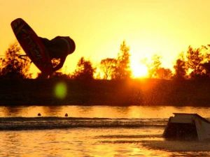 Bonney's WA Water Ski Park - Accommodation in Brisbane