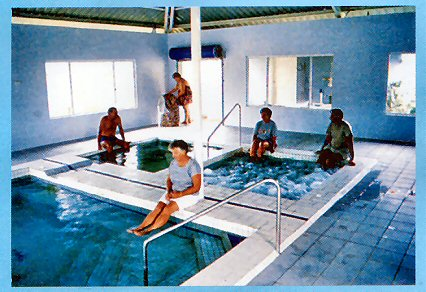 Innot Hot Springs Leisure  Health Park - Accommodation in Brisbane