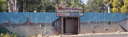 Mystery Craters - Accommodation in Brisbane