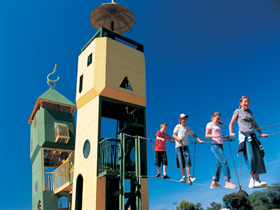 Monash Adventure Park - Accommodation in Brisbane