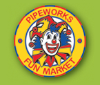 Pipeworks Fun Market - Accommodation in Brisbane