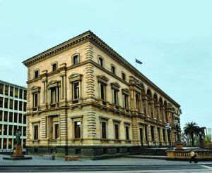 Old Treasury Building - Accommodation in Brisbane