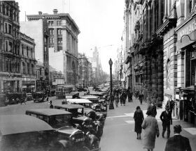 Melbourne City Heritage Walking Tours