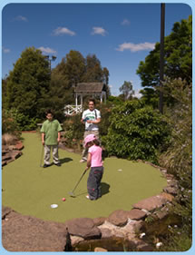 Wetlands Mini Golf - Accommodation in Brisbane