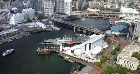 The Australian National Maritime Museum - Accommodation in Brisbane